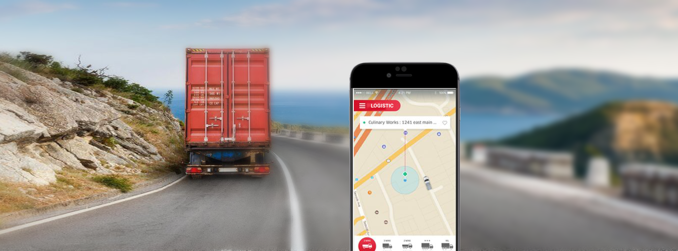 on Demand mobile app Transforming Logistics Industry