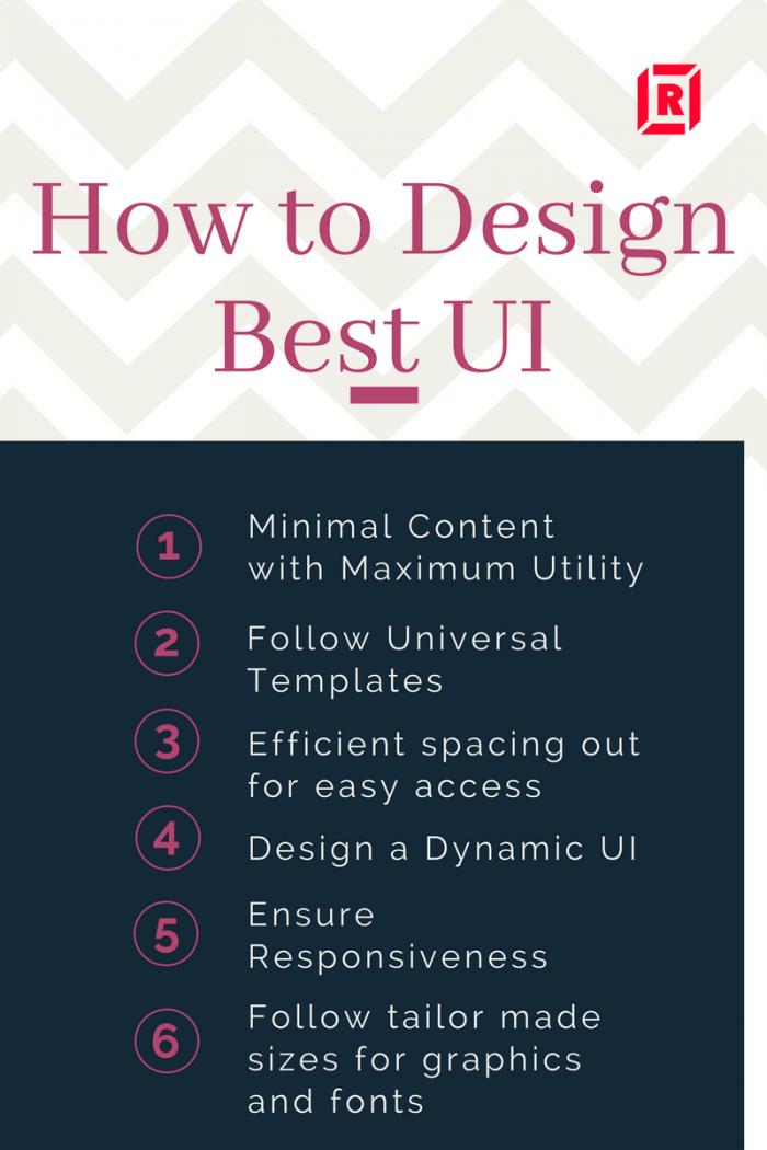How to design Best UI