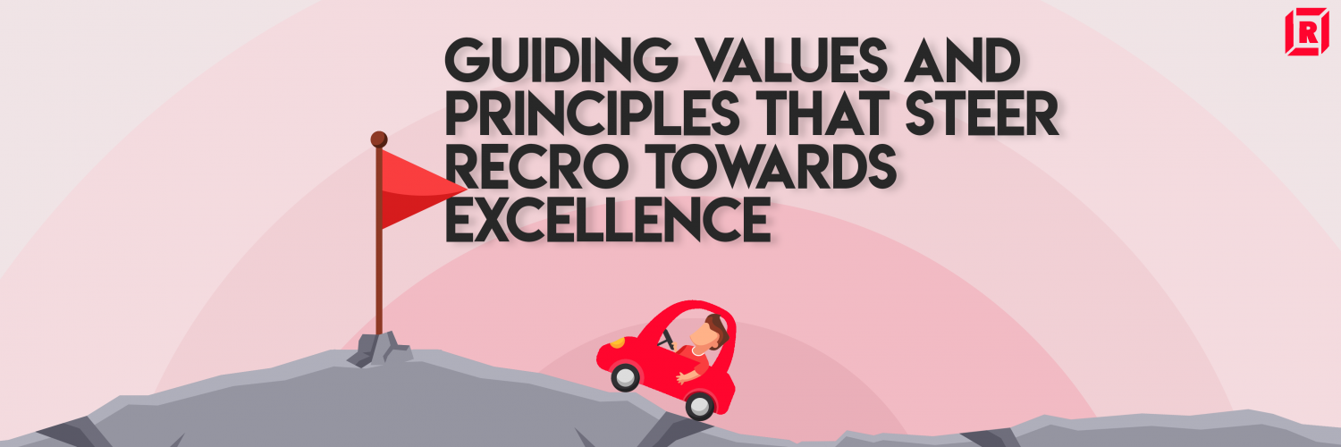Values and guiding principles