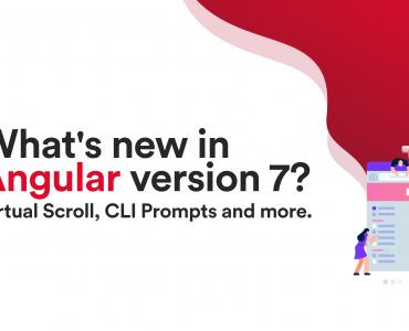 what's new in angular 7