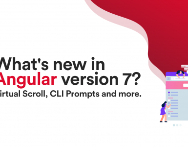 what's new in angular 7