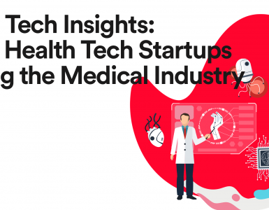 Top 10 Health Tech Startups