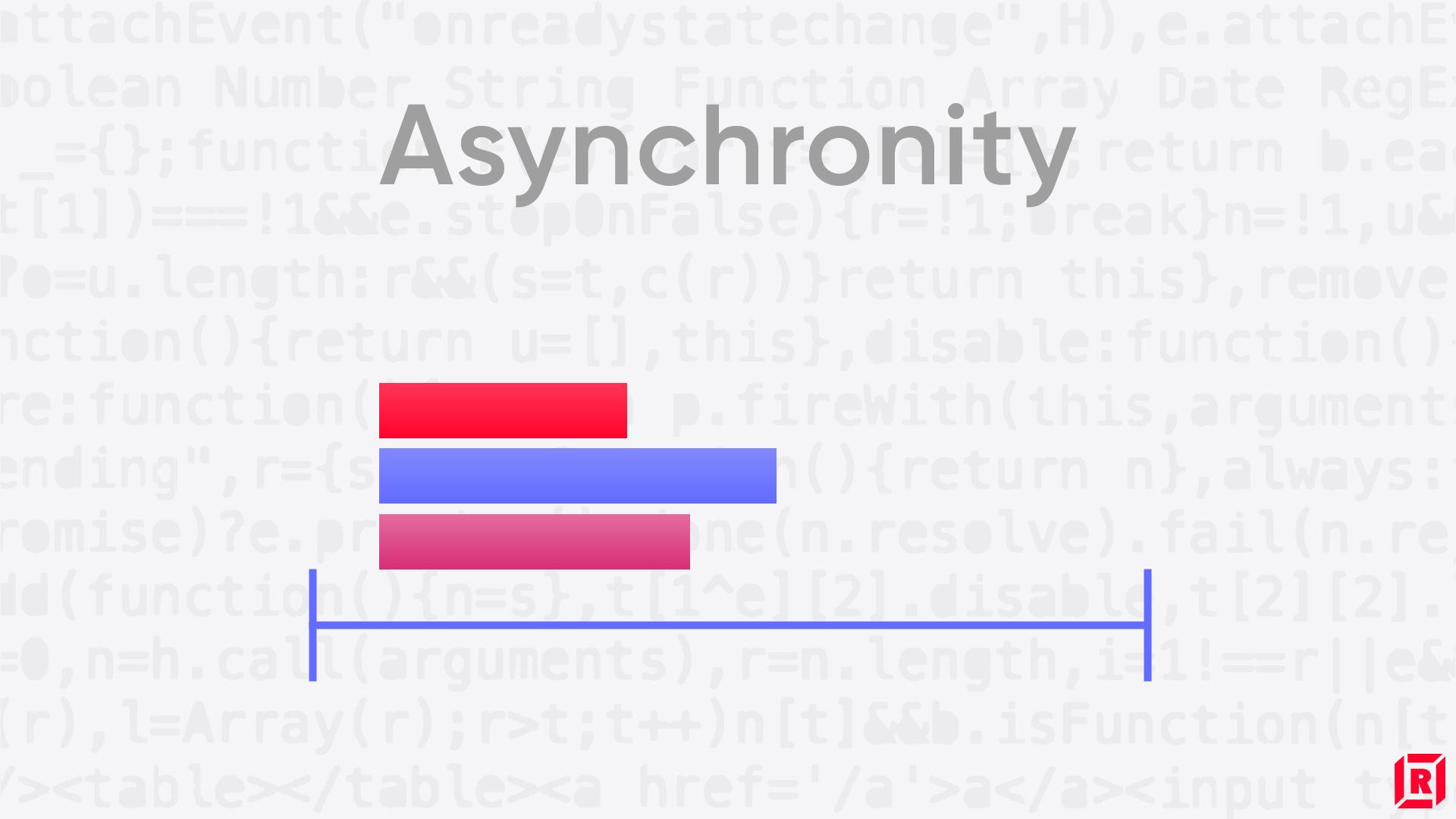 Asynchronity