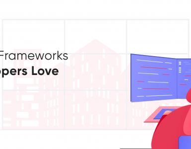 top 5 web frameworks